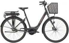 Trek District+ 1C Lowstep, 400Wh 2021